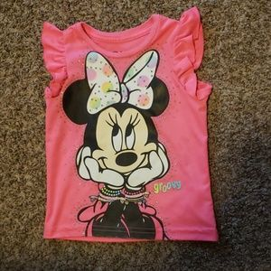 4/$12 Minnie mouse tank